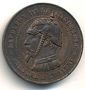 NAPOLEON III, Médaille satirique.jpg