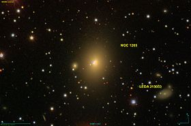 La galaxie elliptique NGC 1265