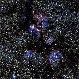 Sharpless catalog - Image: NGC 6334