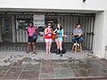 NOLA BP Oil Flood Protest Singers.JPG