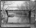NORTHEAST ELEVATION OF SPAN 2 - McPherson Bridge, Spanning Candies Creek at County Road A165, Eureka, Bradley County, TN HAER TENN,6-EURK.V,1-7.tif