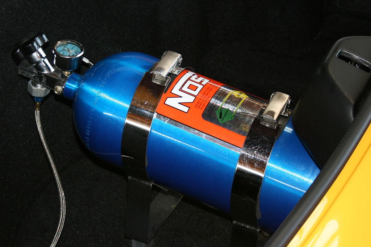 Gas Tank For A Yamaha