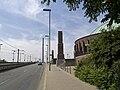 NRW, Düsseldorf - Oberkasseler bridge 05.jpg