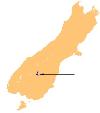 Lake Dunstan - Image: NZ L Dunstan