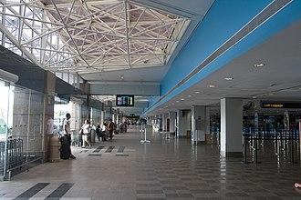 Nadi International Airport - International departures