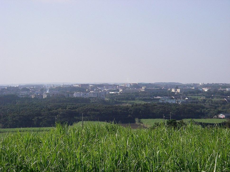 Nakatane town