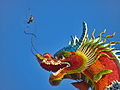 Nankunshen Temple, Dragon Roof Sculpture of Jade Emperor Shrine (Taiwan).jpg