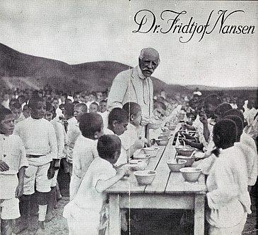 Nansen in Armenia