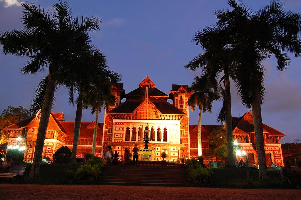Napier museum Tourist Places in Trivandrum