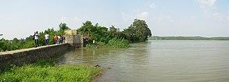 Narsapur, Medak district - Narsapur Lake
