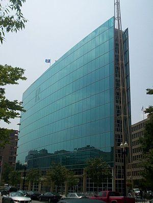 National Association of Realtors - National Association of Realtors building on New Jersey Ave, NW, Washington DC