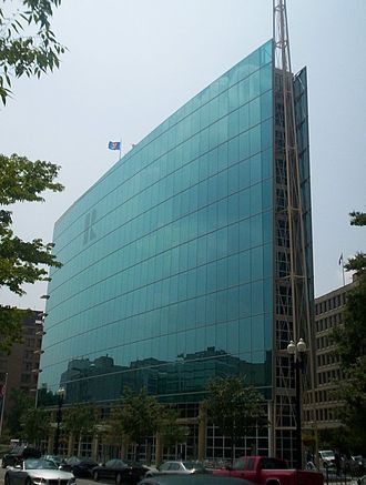 Graham Gund - National Association of Realtors Headquarters, Washington, D.C.