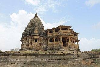 Bhima II - Image: Navlakha arial view 02