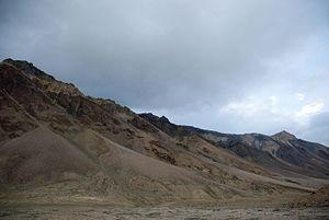 Cold Desert (biosphere reserve) - Sarchu, Jammu and Kashmir