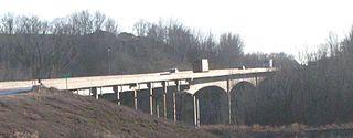 Nebraska City Bridge bridge in United States of America