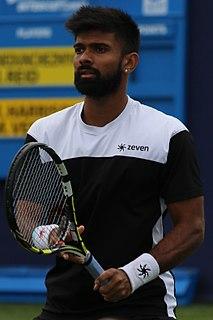 Jeevan Nedunchezhiyan Indian tennis player
