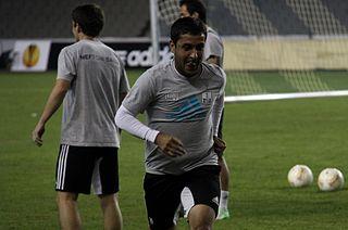 Mirhüseyn Seyidov Azerbaijani footballer