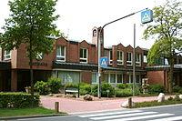 Neuenkirchen (LH) - Hauptstraße - Rathaus 01 ies.jpg