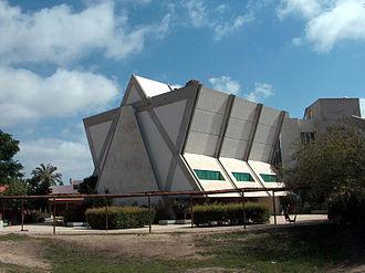 Neve Dekalim - Neve Dekalim synagogue