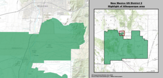 New Mexicos 2nd congressional district U.S. House district in southern New Mexico