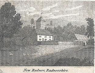 New Radnor, Radnorshire