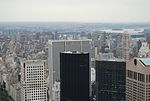 New York City roofs, skyscrapers (4891619159).jpg