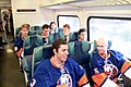 New York Islanders First Ride on LIRR (9730877235).jpg