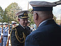 New Zealand vice chief of defence meets with vice commandant of the Coast Guard 121019-G-VS714-015.jpg