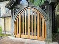 New oak door - geograph.org.uk - 1054801.jpg