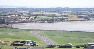 Newtownards Airport general aviation airport in County Down, Northern Ireland, UK