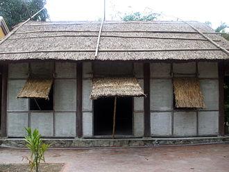 Phan Bội Châu - Phan Bội Châu's House in Ben Ngu, Huế, where he spent his last fifteen years living