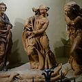 Niccolò dell'arca, Compianto sul Cristo morto, Chiesa di S. Maria della vita, Bologna 06.JPG