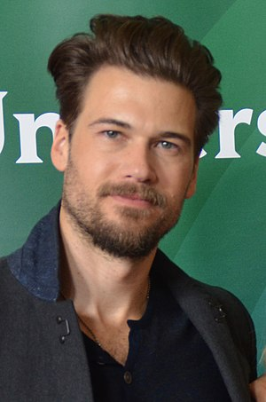 Nick Zano - Zano at the 2015 Television Critics Association's Press Tour