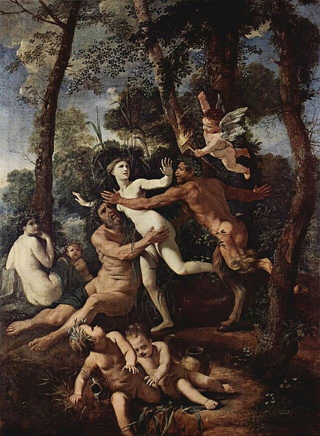 Syrinx Mythologie Wikiwand