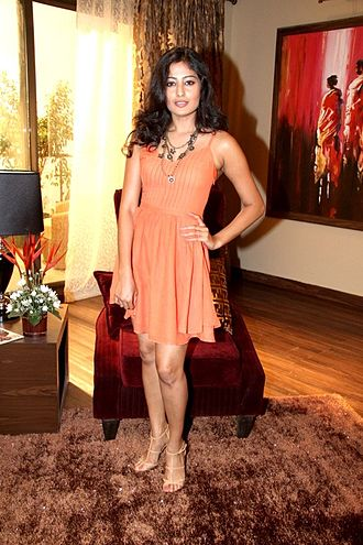 Nidhi Subbaiah - Nidhi Subbaiah at the inauguration of the movie Ajab Gazabb Love