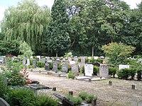 Nieuwe Algemene Begraafplaats Meeuwenlaan Woerden.JPG
