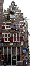 foto van Hoekhuis met trapgevel