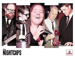Nightcaps (band), free promo pic, 2011,.jpg