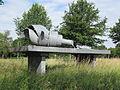 Nijmegen Monument voor Steve Biko van Arnaud Beerends op het Steve Bikoplein.jpg