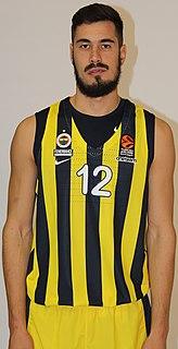 Nikola Kalinić (basketball) Serbian basketball player