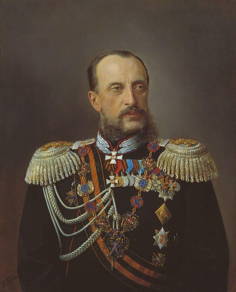Николай Николаевич старший Н. Шильдера (1870-е гг., музей артиллерии и т. д.).Формат файлов jpg