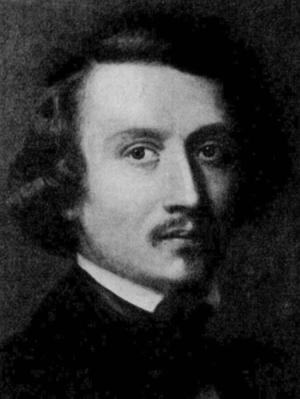 Nils Blommér - Blommér in 1848