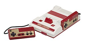 Third generation of video game consoles