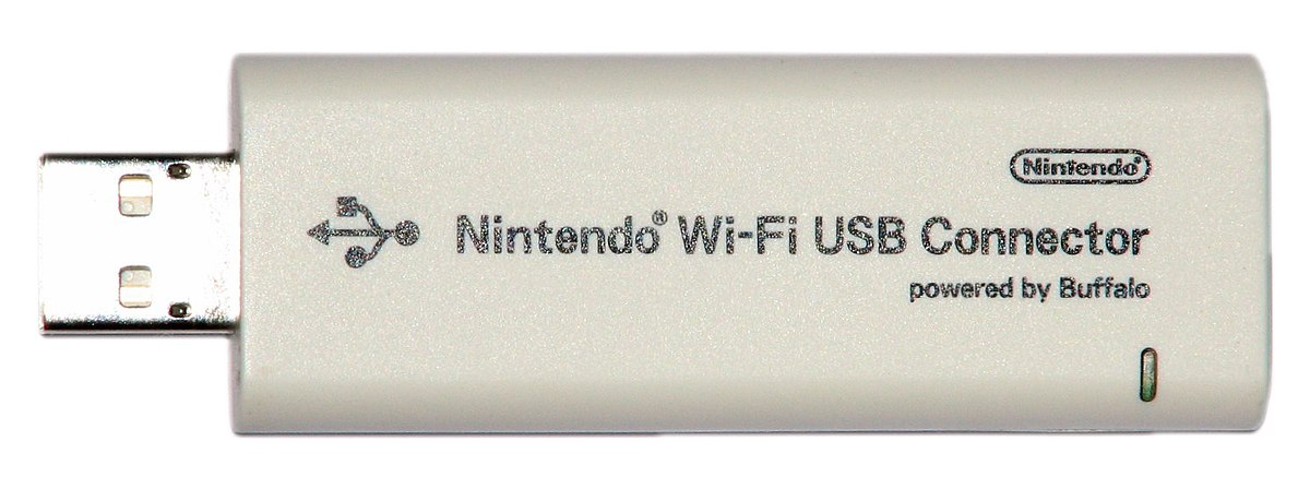 Nintendo Wi-Fi USB Connector - Wikipedia
