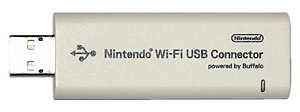 Nintendo Wi-Fi Connection - Image: Nintendo Wi Fi USB Connector