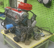 Nissan VG engine - WikiVisually