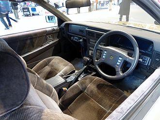 Nissan Leopard - 1987 Nissan Leopard 3.0 Ultima interior