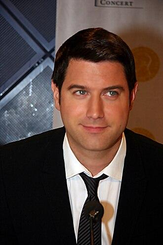 Sébastien Izambard - Izambard in 2008