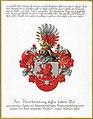 Nobilitační listina rodu Čenských - Ferdinand Čenský 1918.jpg