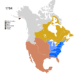 Non-Native American Nations Control over N America 1784.png